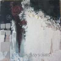 Planet of Roses<br/>100 x 100 cm<br/>495,- €title